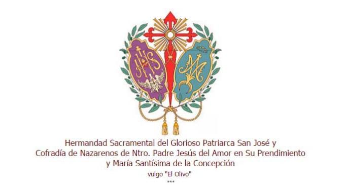 La Hermandad del Olivo celebrará cultos en honor a San José y misa por el reciente nombramiento como Hermandad