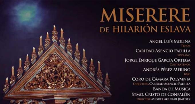 """Miserere Hilarión de Eslava a cargo del Coro de Cámara """"Polymnia"""""""