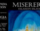 "Miserere Hilarión de Eslava a cargo del Grupo Vocal ""Istygia"""