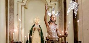 Besapié al Cristo Resucitado de Écija