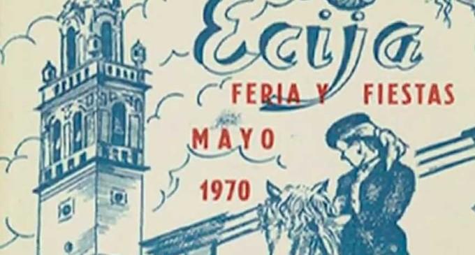 UN RECUERDO PARA LA FERIA DE MAYO DE ÉCIJA por Juan Palomo