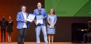 José Diego Ramírez de Écija, premiado en los V Premios Lorca del Teatro Andaluz