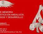 La Ley de Memoria Democrática de Andalucía a debate en Écija
