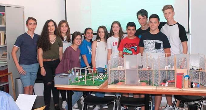 SAFA ECIJA ha acogido las II Jornadas de Emprendimiento Social School&Talent
