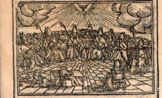 Libro de 1605 que describe cómo era el Monasterio de Sta. Florentina de Écija