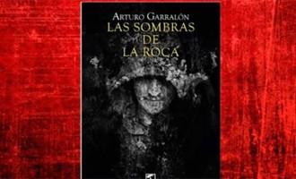 Presentación en Écija del libro Las Sombras de la Roca, de Arturo Garralón