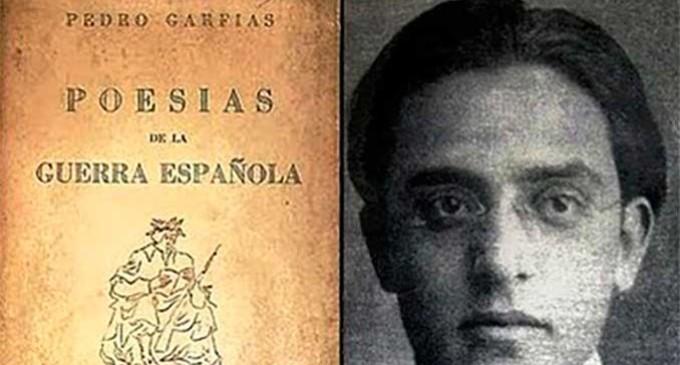 El profesor José María Barrera da a conocer una versión inédita de las Poesías de la Guerra de Pedro Garfias