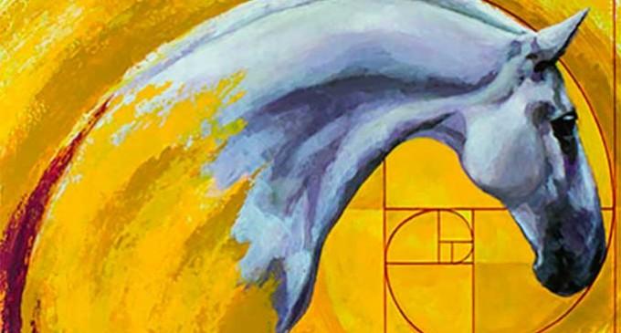 El cartel realizado por el artista de Écija, Ángel García Palacio, anuncia el próximo SICAB 2017