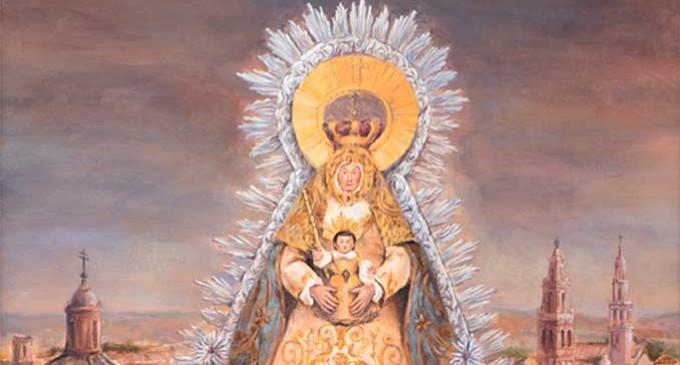 Écija, ¡Alegrate! ¡Hoy es tu día grande! Santa, Santa María…Hoy celebra Écija el día de su Patrona, La Virgen del Valle