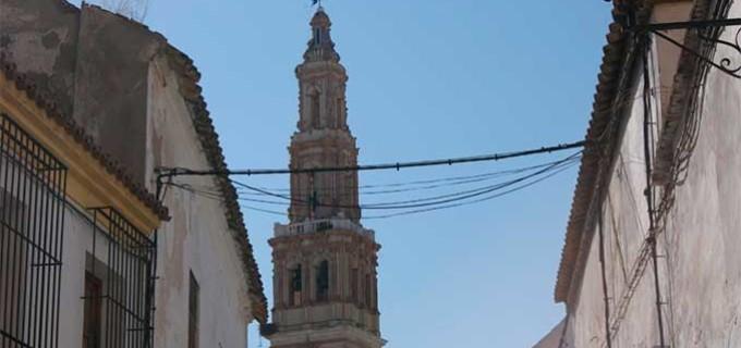 Amigos de Écija denuncia la contaminación visual de cables en el Patrimonio Histórico
