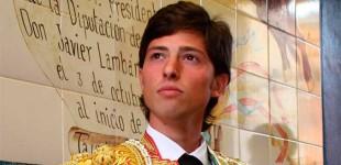 El novillero de Écija, Ángel Jiménez, anunciado en la novillada del Corpus de Sevilla