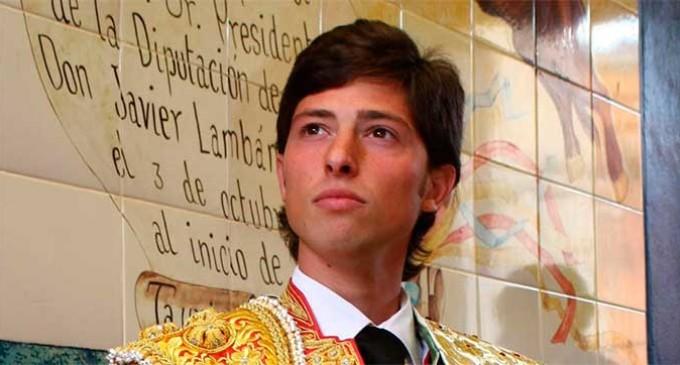 Ángel Jiménez de Écija, entre los novilleros revelación de 2017