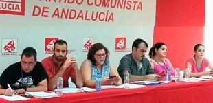 Miguel Bustamante, de Écija, es elegido secretario provincial del PCA