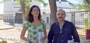 El PP de Écija solicita al gobierno que dé uso al edificio del antiguo hospital y el traslado del monumento de don Manuel Romero