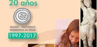 Se celebran 20 años del Museo Histórico Municipal de Écija