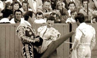 Las palabras de Curro Romero a Pepe Luis Vargas en su alternativa