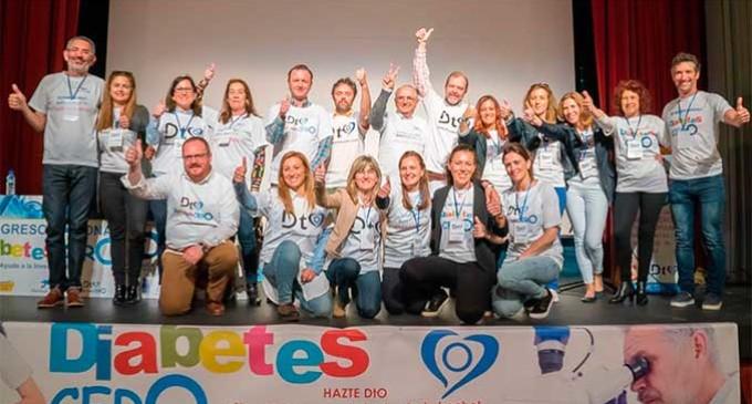 Diabetes Cero de Écija con el Día Mundial de la Diabetes