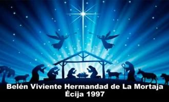 """SE CUMPLEN VEINTE AÑOS DEL MUSICAL """"BELÉN VIVIENTE"""" CELEBRADO EN EL TEATRO CINEMA CABRERA DE ÉCIJA por José Luis Asencio Padilla"""