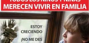"""Charla Coloquio de la Hermandad de San Gil de Écija: """"Todos los niños y niñas merecen vivir en familia"""""""