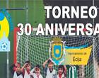 Celebración del torneo con motivo del 30º aniversario de nuestra Escuela de Fútbol de Écija