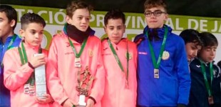 El Equipo de Atletismo Sub 14 de Écija, consiguen el primer puesto en el Campeonato de Andalucía