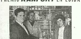 DE ALGUNOS HECHOS, SUCESOS, RELACIONADAS CON LA CIUDAD DE ECIJA:JAIME OSTOS 1959, PREMIO KANFORT, MONUMENTO A VÉLEZ DE GUEVARA…. por Ramón Freire