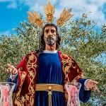 El Olivo realizó su primera salida procesional en Écija, como Hermandad