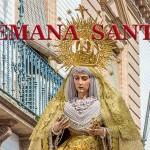 La Semana Santa de Écija 2018 en distintos formatos. Sus templos, recorridos y retransmisiones.