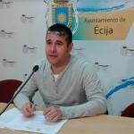 El grupo municipal de IU-Écija pide adaptar los contratos de servicios y suministros de todos los entes públicos municipales a la nueva Ley de Contratos del Sector Público