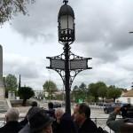 La «Asociación Amigos de Écija» ha homenajeado a D. Manuel Escalona Molina