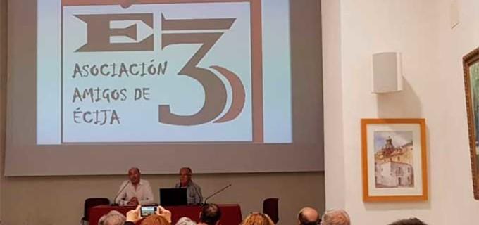 La Asociación Amigos de Écija ha participado en el III Encuentro de Asociaciones en Defensa del Patrimonio