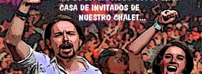 EL CHALÉ DE LA CASTA Y LAS REJAS DE LOS ENCASTADOS por Francisco J. Fernández-Pro