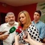 La Secretaria de Política Municipal del PSOE-Andalucía visita Écija y habla sobre los Fondos EDUSI