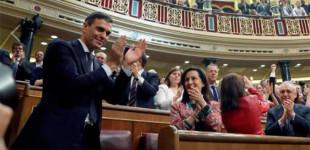 PEDRO SÁNCHEZ, PRESIDENTE DEL GOBIERNO por Fernando Martínez Vidal