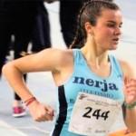 La atleta de Écija Ana Blanco, consigue un extraordinario quinto puesto en el Campeonato de España Juvenil (video)