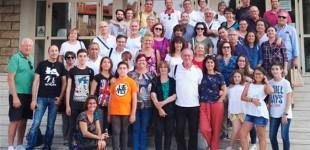 Un año más se ha llevado a cabo el Hermanamiento de Écija con Pavillons sous Bois