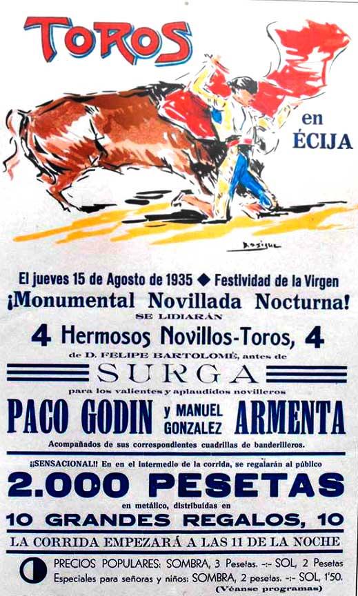 cartel-toros-armenta-1936