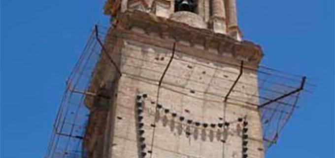 La Écija Monumental en riesgo de derrumbe si no se toman medidas urgentes