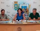 Presentación del Cartel de la Feria de Septiembre de Écija 2018 y actuaciones de la Caseta Municipal