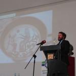 """Conferencia """"La Educación en Roma, la Educación en Astigi"""" por Sergio García-Dils en el acto de apertura del Curso Escolar SAFA- Écija 2018/2019 (audio)"""