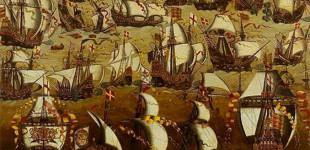 UN ECIJANO, MIGUEL DE ERASO, DEJÓ SU NOMBRE GRABADO EN LAS PAGINAS DE LA MARINA ESPAÑOLA EN EL SIGLO XVI por Ramón Freire