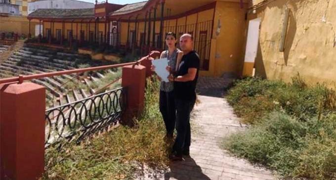 El Partido Popular de Écija reivindica al equipo de gobierno la recuperacion de la Plaza de Toros