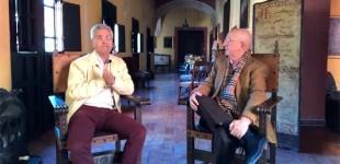 PALACIOS, CASAS PALACIOS Y CASAS SEÑORIALES DE ÉCIJA: CONVERSANDO CON JOSÉ ENRIQUE CALDERO por Rafael Cortés (video y audio)