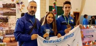 El Taekwondista de Écija Javi Sotillo obtiene la medalla de bronce en el Campeonato Junior de Andalucía