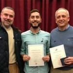 El estudiante de Écija, José Antonio Jiménez Bermudo, del IES Nicolás Copérnico ha obtenido la mejor nota de admisión en la Facultad de Química