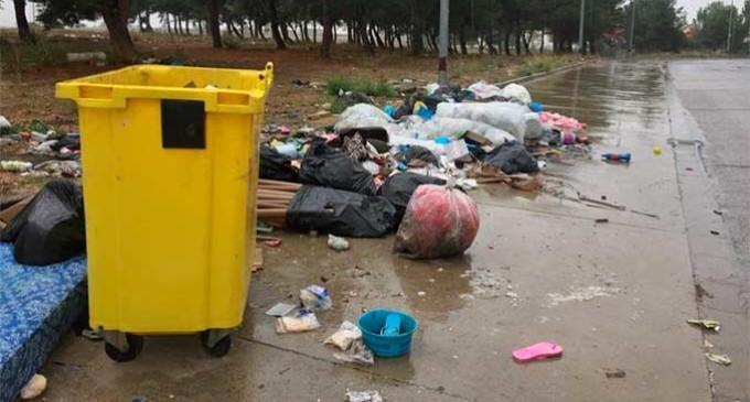 El Partido Popular de Écija denuncia el estado de dejadez del Polígono Industrial de La Campiña