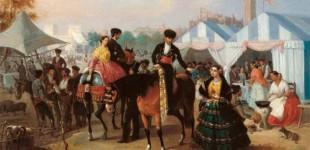 EL ROMANCE QUE ESCRIBIÓ EL ECIJANO BENITO MAS Y PRAT SOBRE LA FERIA DE SEVILLA, ABRIL DE 1880 Y QUE FUE PREMIADO, CON EL PRIMER PREMIO, EN LOS JUEGOS FLORALES CELEBRADOS POR LA REAL ACADEMIA DE SEVILLA, EN 6 DE ABRIL DE 1880 por Ramón Freire