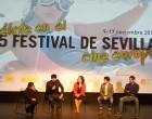 """""""Los burgueses de Calais"""" del director de cine de Écija, Jesús Armesto, se estrenó en el Festival de Cine Europeo de Sevilla"""