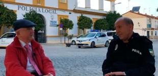 LA POLICÍA LOCAL DE ÉCIJA. CONVERSANDO CON MIGUEL GRAO por Rafael Cortés
