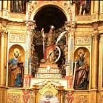 El equipo, dirigido por Antonio Gamero y Agustín Martín de Soto, de Écija, concluye la restauración de Santa Catalina de Sevilla